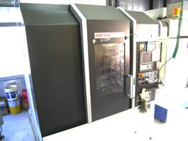 マシニングセンタ 森精機<br>デュラ5060